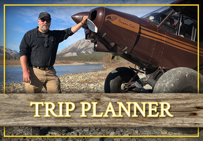 Mountain Monarchs of Alaska Trip Planner