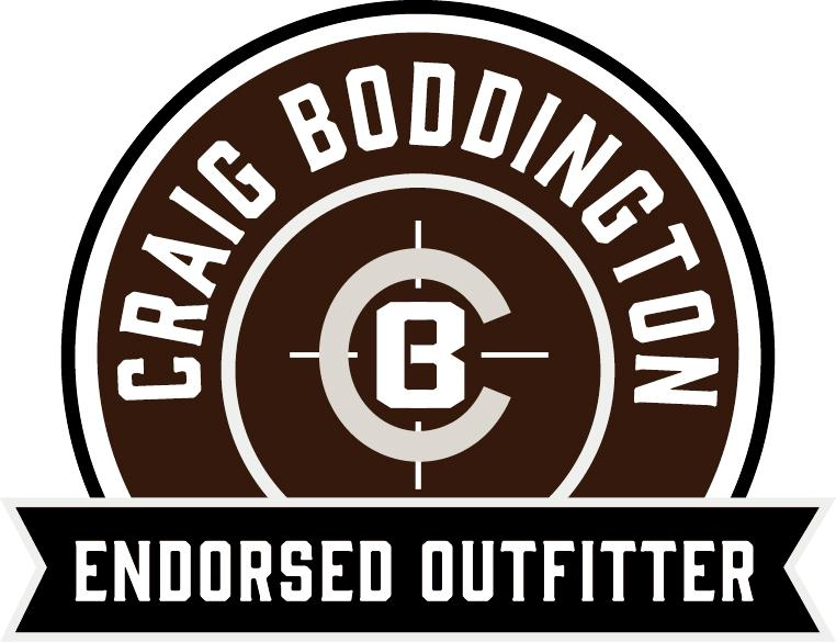 A Boddington Endorsed Outfitter
